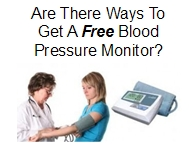Free Blood Pressure Monitor